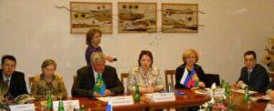 Презентация VI Международного фестиваля славянской культуры