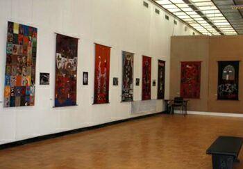Выставка работ Юристанбека Шыгаева Кочевник в ЦДХ
