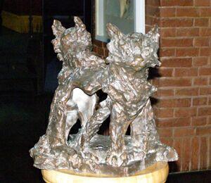 Светлана-Klie. Скульптура Коты
