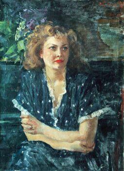 Выставка живописи Игоря Радомана в галерее СОВКОМ