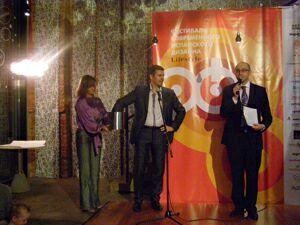 Фестиваль современного испанского дизайна Lifestyle. Открытие. Розыгрыш призов по визиткам