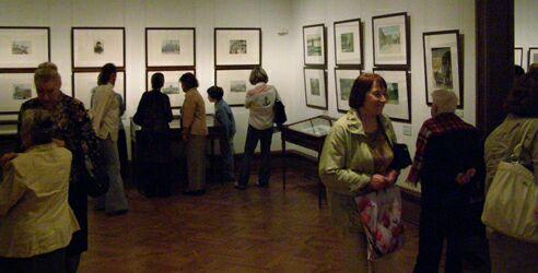 Русские художники-путешественники. Выставка графики XVIII - начала XX века в ГТГ