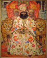 Выставка Американские художники из Российской империи в ГТГ. Леон Гаспар. Царь Соломон
