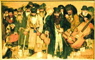 Выставка Американские художники из Российской империи в ГТГ. Леон Гаспар. Неизвестные артисты