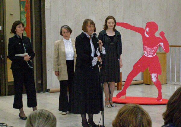 Да, не всегда публика по достоинству оценивает труд искусствоведов. Фото Николая Ефремова