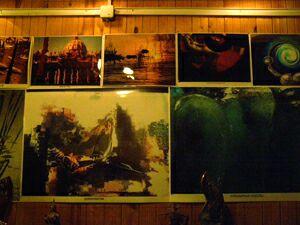 Фотовыставка Аллы Кессельман в галерее Григория Потоцкого