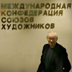 Масут Махмудович Фаткулин. Фото - Виктор Ан