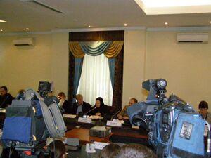 Общественная палата РФ обсуждает судьбу православных святынь (2). Фото Николая Ефремова