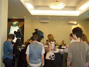 Общественная палата РФ обсуждает судьбу православных святынь (3). Фото Николая Ефремова