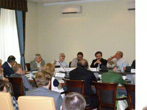 Общественная палата РФ обсуждает судьбу православных святынь (4). Фото Николая Ефремова