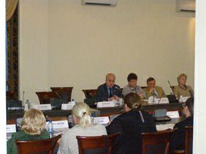 Общественная палата РФ обсуждает судьбу православных святынь (5). Фото Николая Ефремова