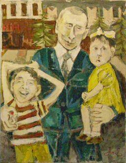 Джулия Арье, За детство счастливое наше... спасибо!