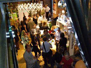 II Фестиваль Современного Испанского Дизайна - Галерея DesignBoom - Открытие (4). Фото Николая Ефремова