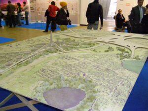 Международная выставка архитектуры и дизайна АРХ Москва (4) - Новый Вернисаж, фото - Николай Ефремов