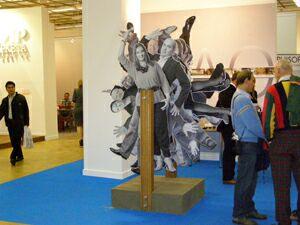 Международная выставка архитектуры и дизайна АРХ Москва (9) - Новый Вернисаж, фото - Николай Ефремов