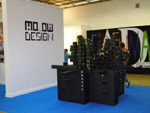 Международная выставка архитектуры и дизайна АРХ Москва (12) - Новый Вернисаж, фото - Николай Ефремов