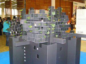 Международная выставка архитектуры и дизайна АРХ Москва (16) - Новый Вернисаж, фото - Николай Ефремов