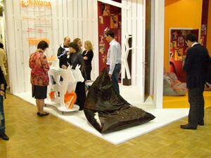 Международная выставка архитектуры и дизайна АРХ Москва (22) - Новый Вернисаж, фото - Николай Ефремов