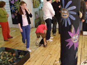 Выставка Жуки и цветы (8) - Дети и собаки. Фото Николая Ефремова
