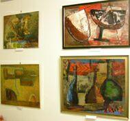 Выставка 33 пространства Мгновений в галерее Колизей Арт