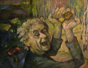 Выставка Идиш-Ланд в живописи очевидцев
