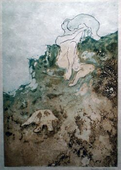 Коллективное бессознательное: графика сюрреализма от Де Кирико до Магритта в Государственном историческом музее. Доротеа Таннинг
