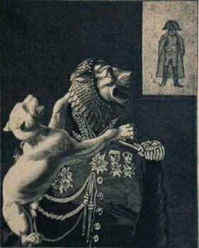 Коллективное бессознательное: графика сюрреализма от Де Кирико до Магритта в Государственном историческом музее. Макс Эрнст
