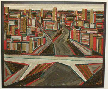 Алоизас Стасюлявичюс, Город. Новые ритмы, 1969 г.