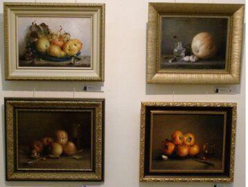 Этот загадочный 3-й этаж - Натюрморты Андрея Глазова