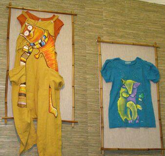 Клямурис Тома - авторская одежда