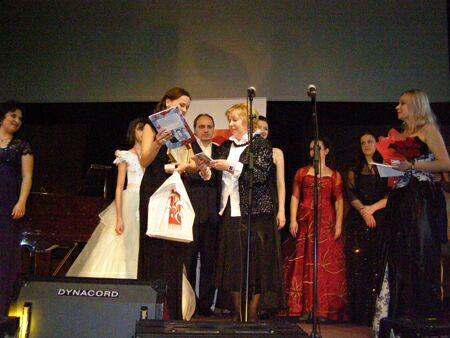 III Независимый международный конкурс оперных исполнителей