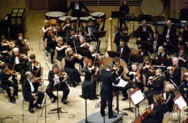 Концерт Центрального военного оркестра Министерства Обороны Российской Федерации в МДМ (1). Фото Николая Ефремова