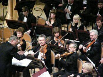 Концерт Центрального военного оркестра Министерства Обороны Российской Федерации в МДМ (2). Фото Николая Ефремова