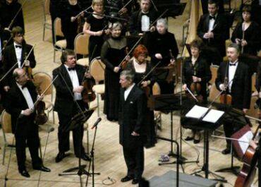 Концерт Центрального военного оркестра Министерства Обороны Российской Федерации в МДМ (4). Фото Николая Ефремова