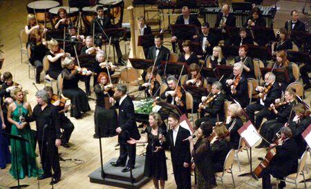 Концерт Центрального военного оркестра Министерства Обороны Российской Федерации в МДМ (5). Фото Николая Ефремова