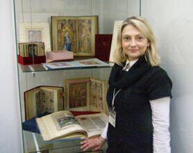 Стенд Bibliotheca Regius