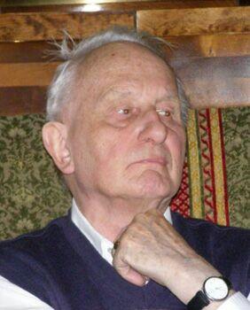 Писатель Рольф Хоххут. Фото Марины Ефремовой