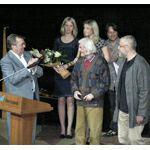 Вручение Российской национальной премии Поэт
