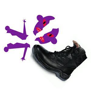 Фиолетовый мутант изгнан